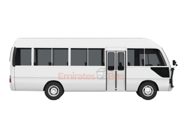 30 Seater Luxury Bus With Driver In Dubai