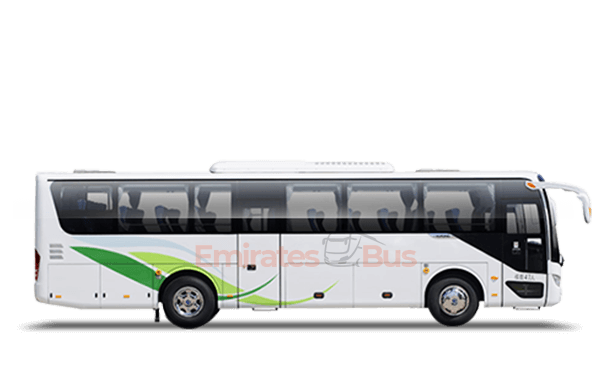 50 Seater Luxury Bus With Driver In Dubai