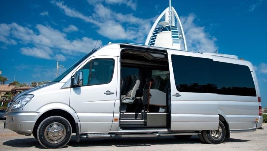 Luxury Van Rental Dubai