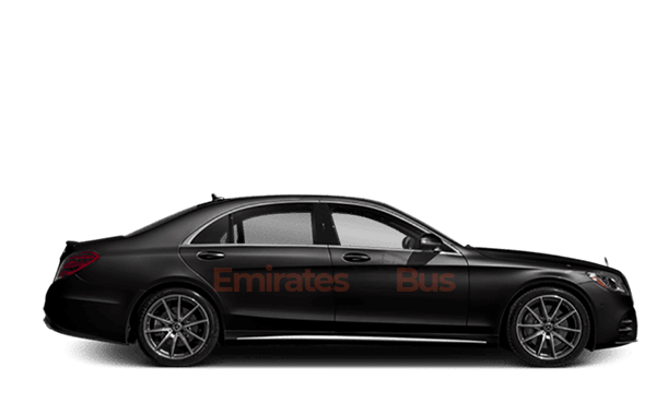Mercedes Maybach With Driver In Dubai