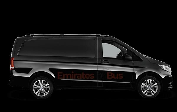 Mercedes Viano With Driver In Dubai